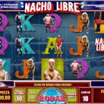Slot Nacho LIbre
