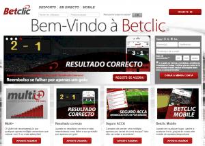 Página Inicio Betclic