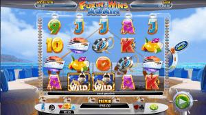 Slot Foxin Wins