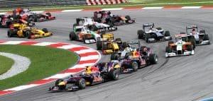 Prova da Fórmula 1