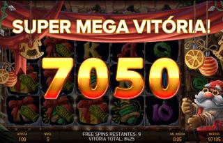 slot machine jingle spin big win