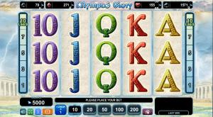 Olympus Glory Slot