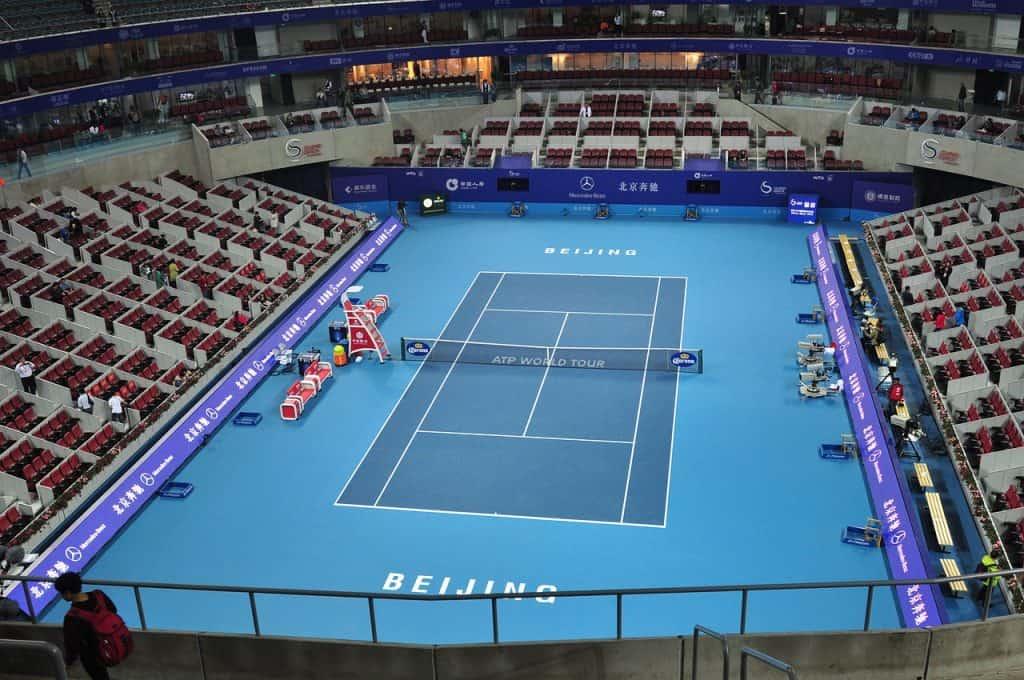 Tenis estádio