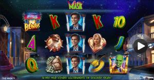 Slot machine The Mask